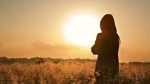Image result for girl in field