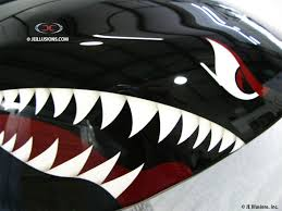 fighter shark custom cutting edge illusions related jobs
