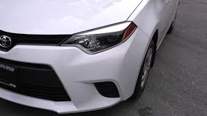 2014 Toyota Corolla Engine Review - 61 MPG - YouTube