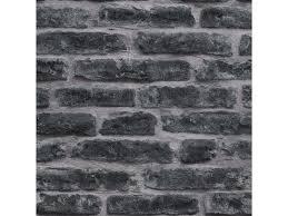 Vliesbehang Superfresco Easy Bricks Grijs Hubo