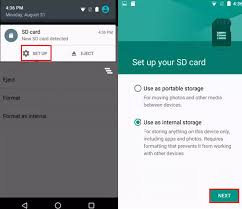 to install apps on sd card on android