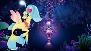 my little pony the wallpaper princess skystar