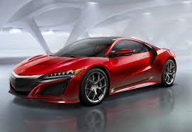 Acura NSX Type R Likely To Arrive In 2018 - Car Pro