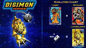 Digimon Heroes Loaderliomon Event