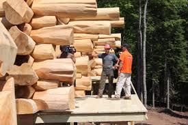 Builders Pioneer Log Homes Midwest