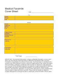 fax cover sheet medical medical fax cover sheet syncla co
