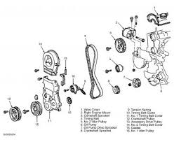 toyota tercel timing marks for belt engine mechanical com forum automotive pictures 261618 graphic2 65