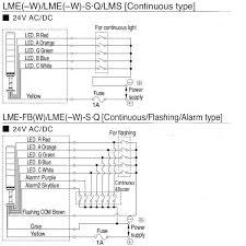 patlite lme 02l wiring diagram wiring diagram