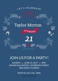 Make Birthday Party Invitations Online Birthday Invitation Maker Make Your Own Birthday