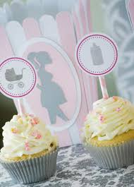 princess baby shower via kara s party ideas karaspartyideas com pink gray