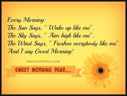 Sweet Good Morning Quote For Her Best of Cute Good Morning Quotes Adorable Romantic Sweet Good Morning