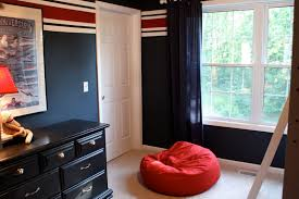 bedroom good image of boy kid bedroom decoration using blue navy kid bedroom rug along with round red bean bag chair in bedroom and blue navy cool bedroom bedroomastounding striped red black striking