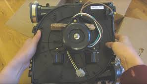 carrier motor. carrier bryant je1d013n draft inducer motor furnace hvac assembly detailed view (hc27cb119, 320725) - youtube