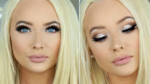valentine s day makeup tutorial 2017