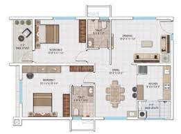 spice residency flats for