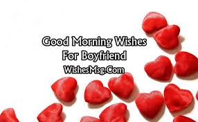 Good Morning Messages For Boyfriend Romantic Wishes WishesMsg Inspiration Good Morning Love Messages For Boyfriend On Valentine Day