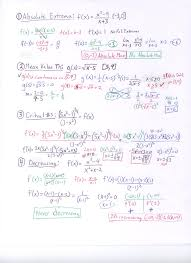 calculus review sheet ap calculus test review