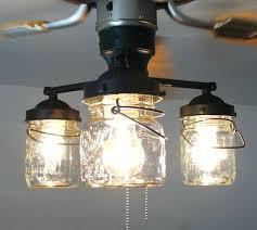 ceiling fans with lights vintage canning jar ceiling fan light kit only ceiling fans lights conservatory