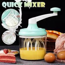 Hướng Dẫn Sử Dụng Máy Đánh Trứng Máy Trộn Kem Tay Quay Cung Cấp Cho Nhà Bếp
