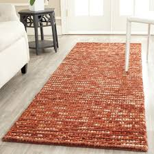 room bohemian area rugs wool jute roselawnlutheran safavieh rust rug large floor by black and white