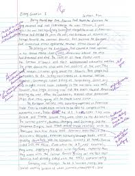 history essay writing portfolio process this essay was done during a unit test in history class i was prompted to write about what the cause of world war 1 was