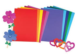 Red Colour Chart Paper Hot Cold Coloured Paper A4 80gsm Pack Of 500 Mta Catalogue
