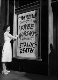 Image result for stalin death