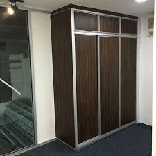 full high aluminium wardrobe furniture