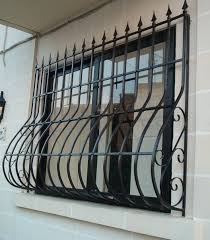 Decorative Security Grilles For Windows Security Grills Forgecraft Ltd Wrought Ironwork Specialists