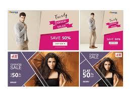 Ad Designs Banner Design Banner Ad Designs Bannerdesign Fashion