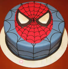 Send Spiderman Cake To India Buy Spiderman Cake Online