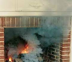 Smoking Fireplaces - Chimney Draft Problems - Chimney Inspection