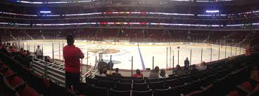 United Center Section 122 Row 9 Seat 7 Chicago