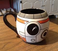 hand painted bb 8 mug paint your own pottery paint your pot