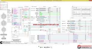 cummins qsx15 g drive control system wiring diagram auto repair more the random threads same category
