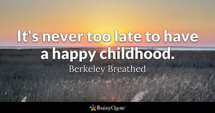 Childhood Quotes Impressive Happy Childhood Quotes BrainyQuote
