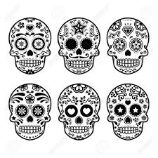 Small Picture Coloring Pages Printable Coloring Pages Sugar Skulls Printable