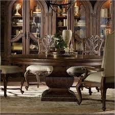 image of 72 inch round dining table pedestal