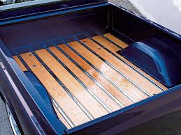 wood truck beds kits