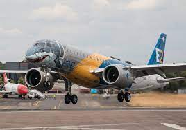 Supercritical Simulations Group Indicates Development of Embraer E-Jet E2  Aircraft - Threshold