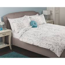 double duvet covers asda layout george home delicate damask white duvet range bedding