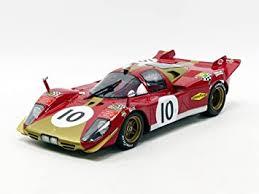 Cmr Cmr067 Ferrari 512 S 24h Le Mans 1970 Maßstab 1 18 Rot Gold Amazon De Spielzeug