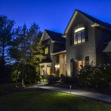 images of outdoor lighting. Outdoor Lighting In Front Of Indiana Home And Pathway Images
