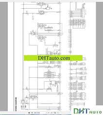 Toyota Forklift Wiring Diagram Yale Forklift Wiring Schematic