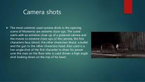 memento video essay 3