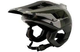 Fox Clothing Dropframe Helmet