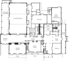 floor plan of a house with dimensions. Garden House Floor Plan (1) Of A With Dimensions
