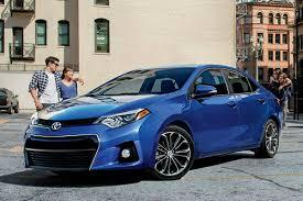 Toyota Sedan Size Differences
