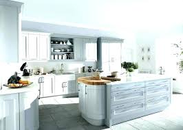 white stained cabinet kitchen grey maple cabinets light