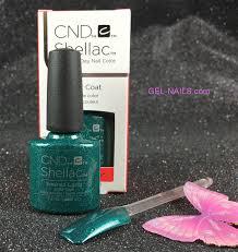 Shellac Emerald Lights Cnd Shellac Emerald Lights 91260 Gel Color Coat Starstruck Collection 7 3 Ml 25 Fl Oz